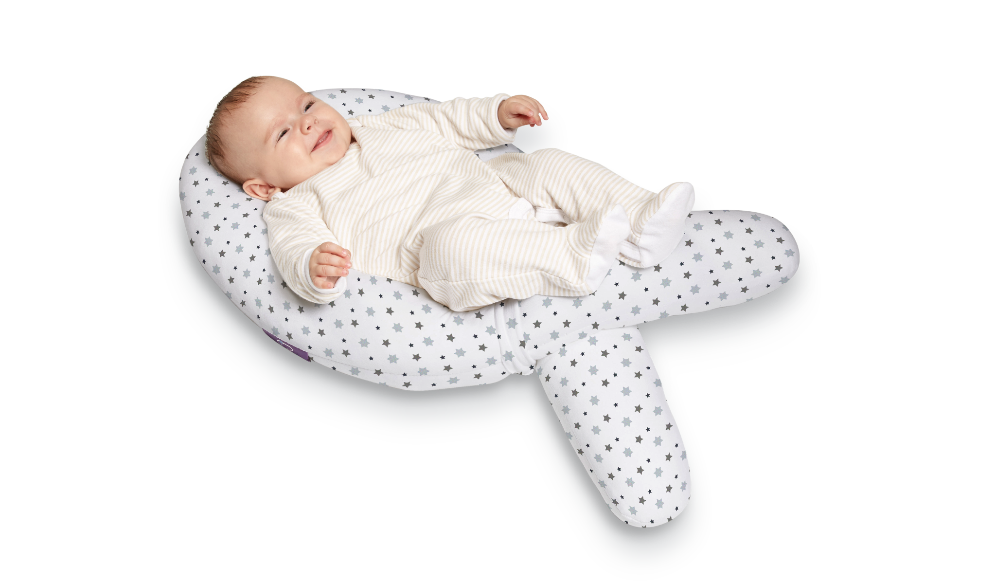 T040331 - care cuddly nest cappuccino dotted