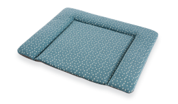 TT80204 - Changing mat drops ocean blue