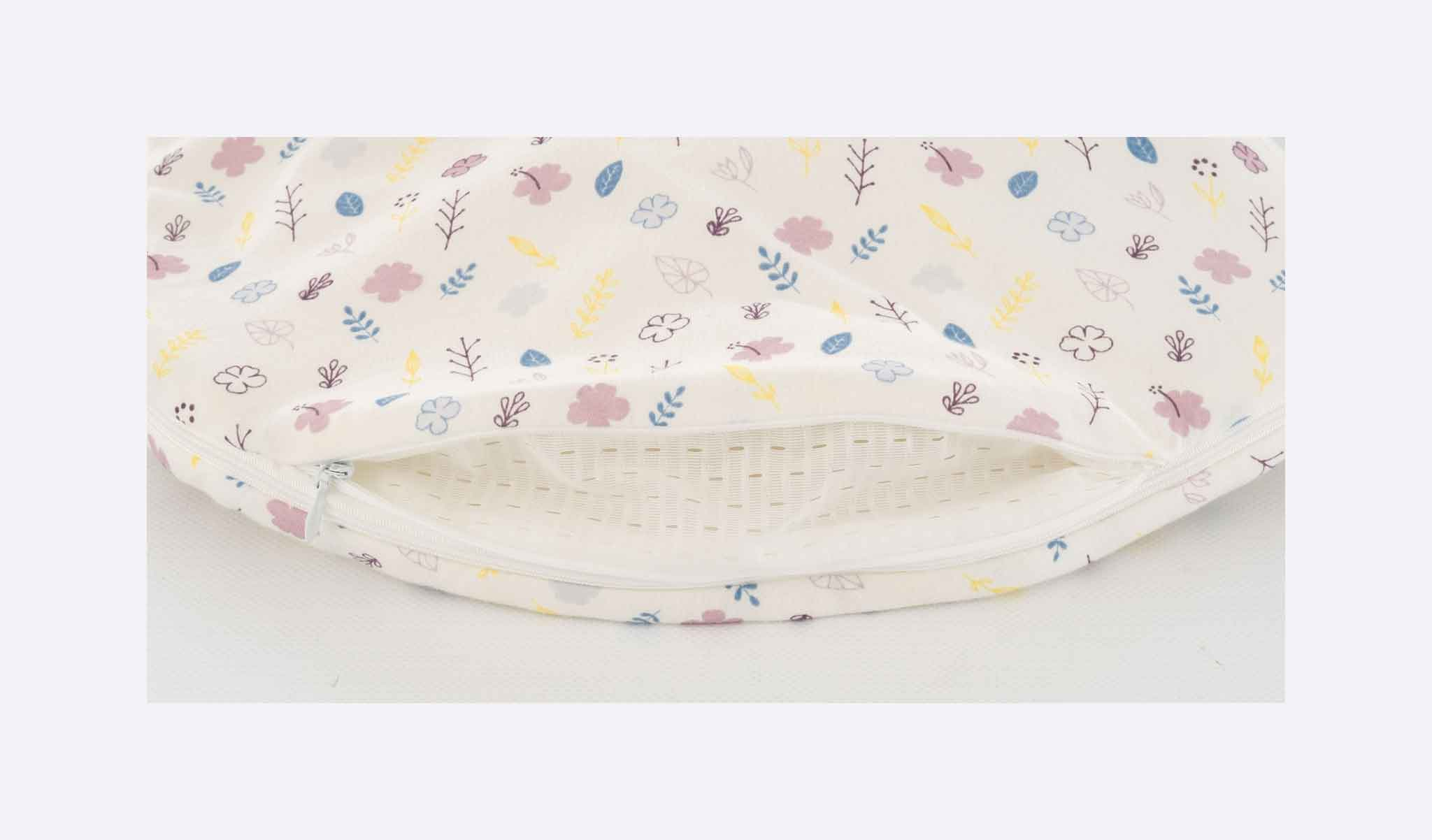 S0103251 - sleeping bag set floral