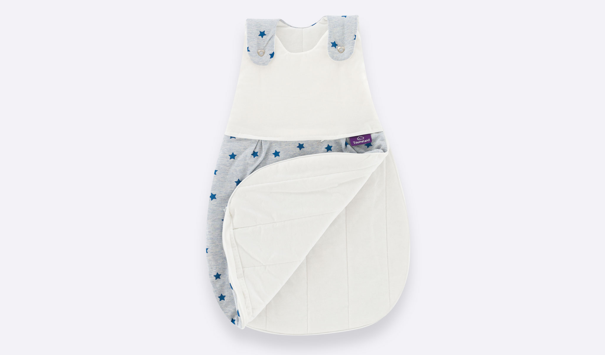 S0103351 - sleeping bag set dream of stars blue
