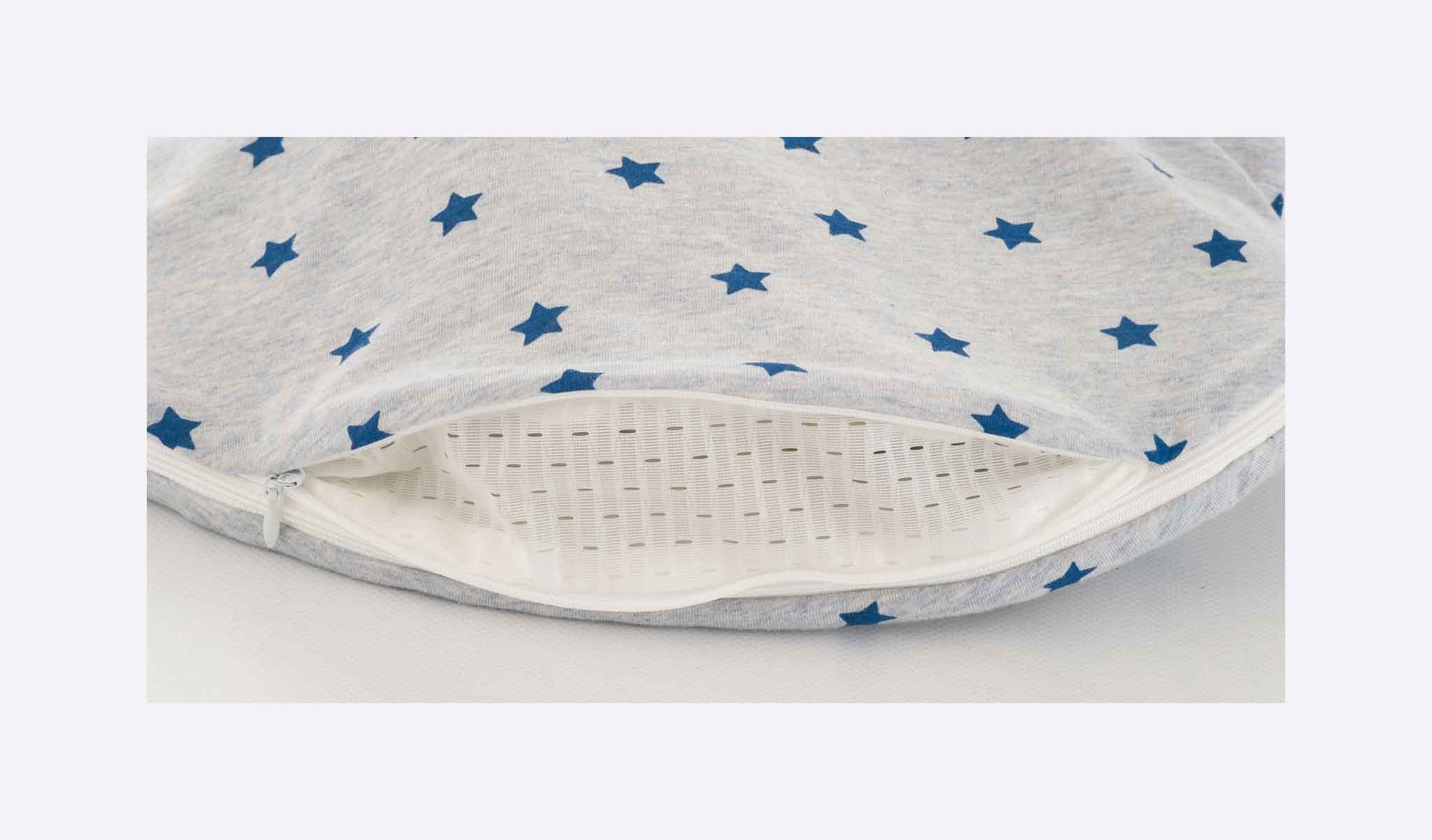S0103355 - sleeping bag set dream of stars blue