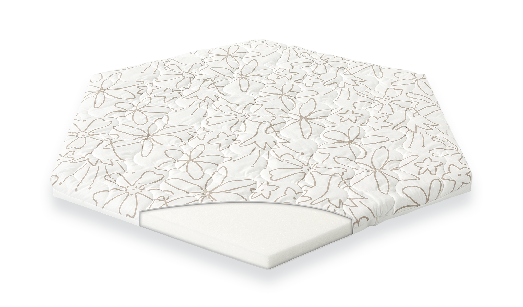T070311 - BASIC mattress for playpen