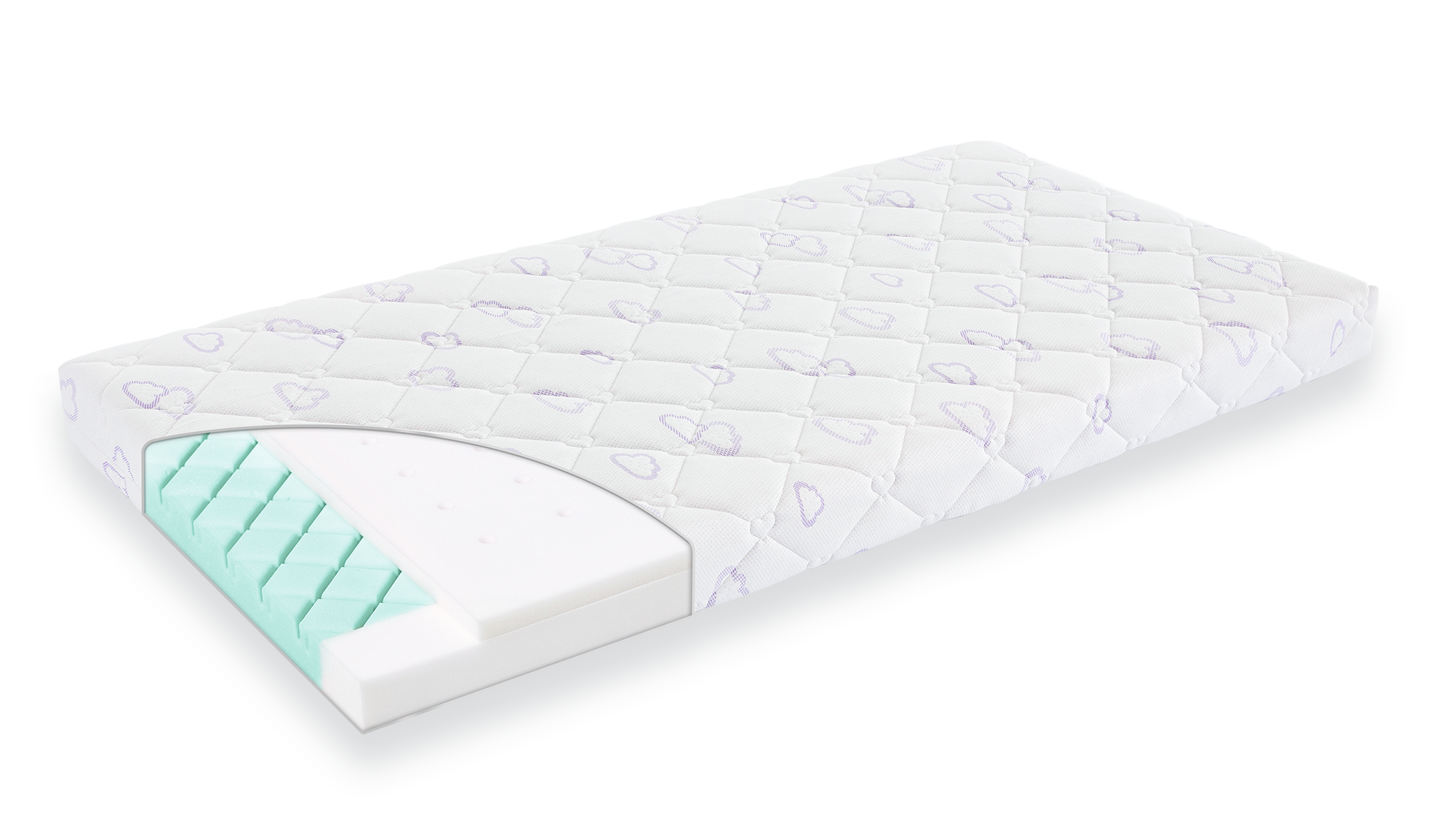 T014551 - mattress CUDDLELAND