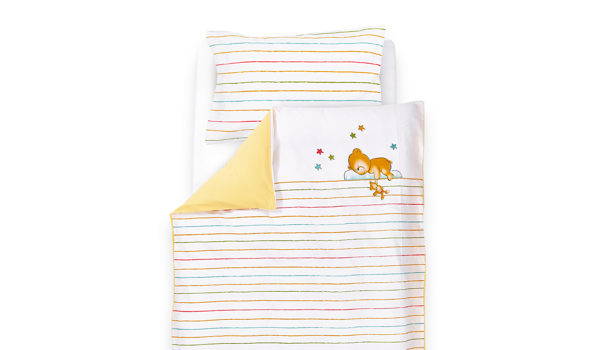 TT10102 - bedcover bear friends