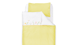 TT11502 - bedcover meadow luck varicolored