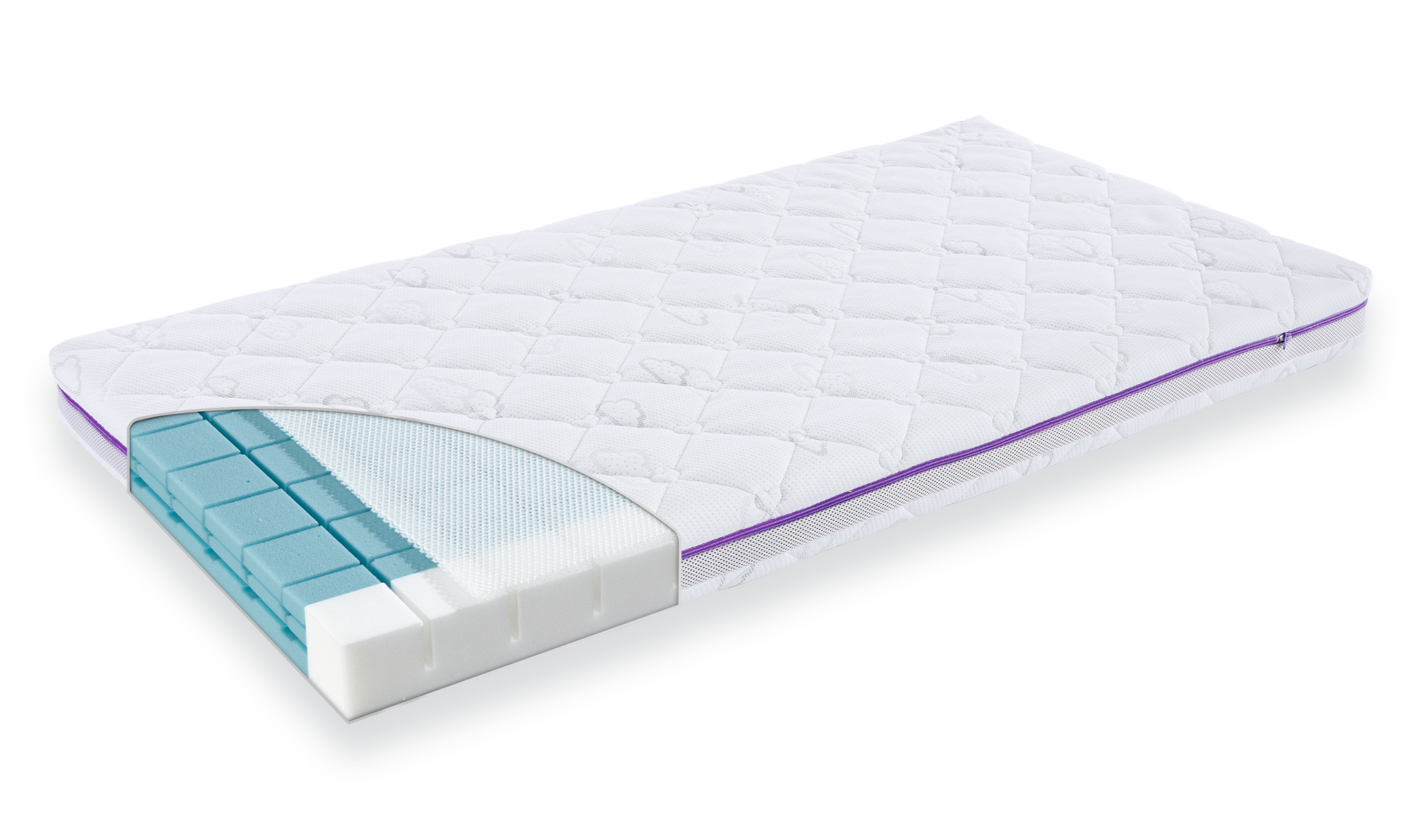 T015052 - mattress SEA OF CLOUDS
