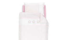 TT16402 - bedcover dream stars rose