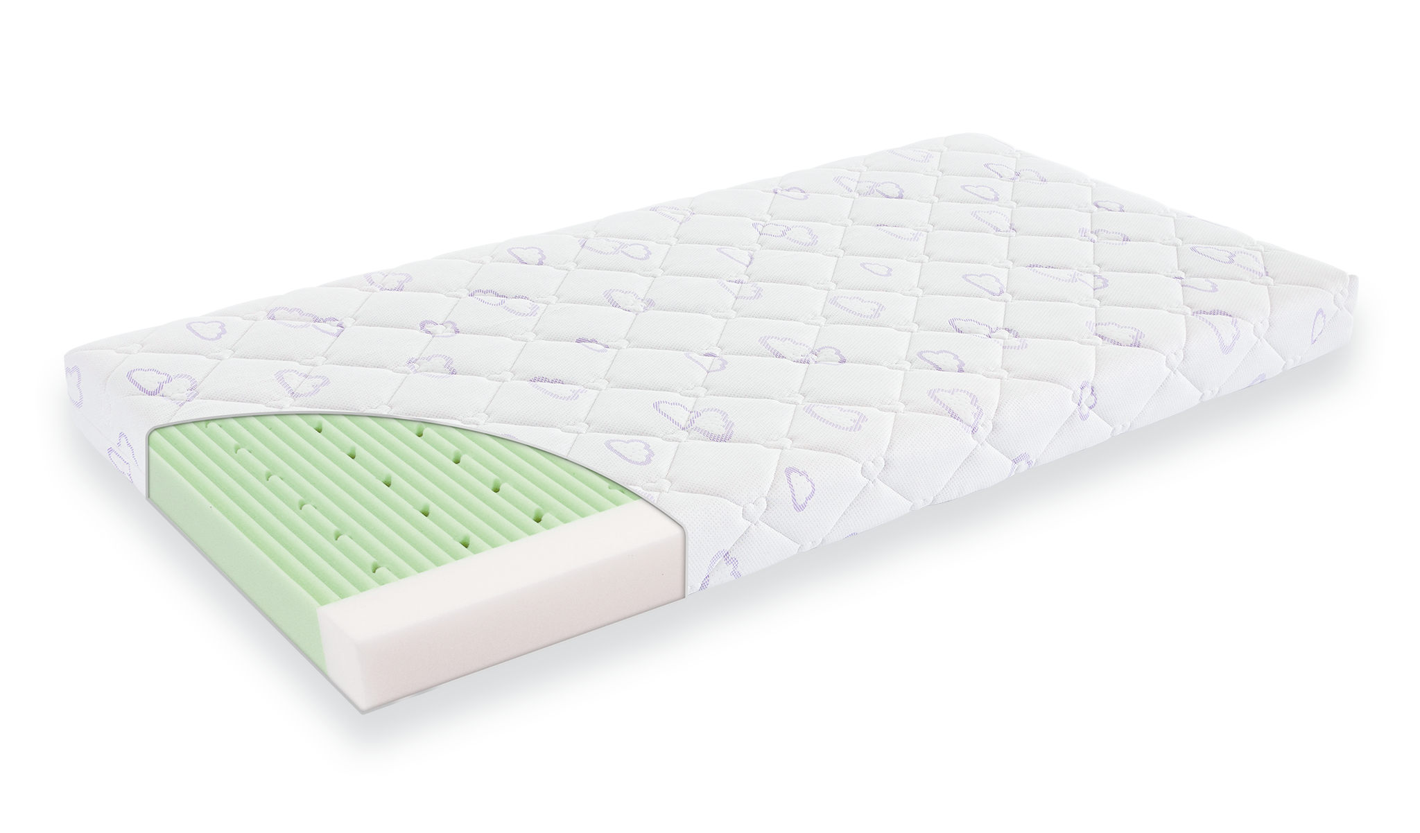 T019001 - mattress emerald green